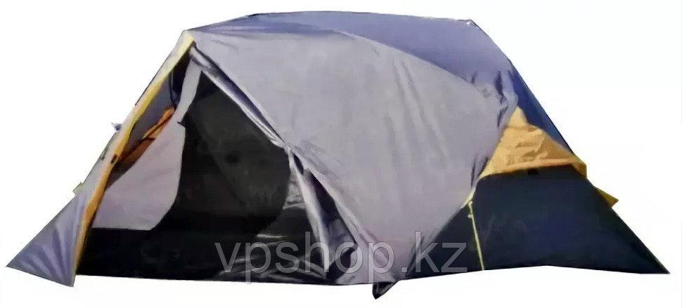 Палатка двухместная туристическая LANYU 1933 с тамбуром