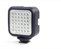 Накамерный прожектор LED-36 с аккумулятором и зарядным .