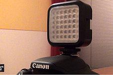 Godox LED-36 Накамерный прожектор/ работает от 2-х АА батареек, фото 3