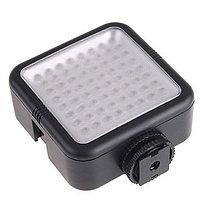 Накамерный прожектор LED-0808- 64 диодов, фото 2