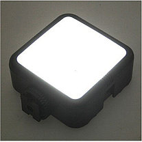 Накамерный прожектор LED-0808- 64 диодов, фото 3