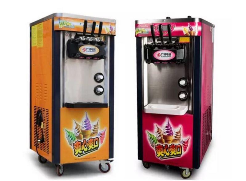 Фризер для мягкого мороженого без посредников со склада!