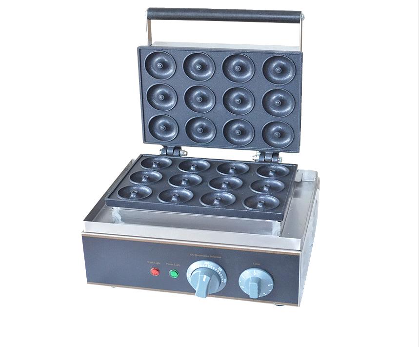 Аппарат для изготовления пончиков (12 пончиков)