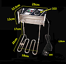 Электрический ТЭН на фритюрницу, фото 5