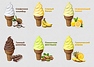 Сливочный смесь для мягкого мороженого, фото 6