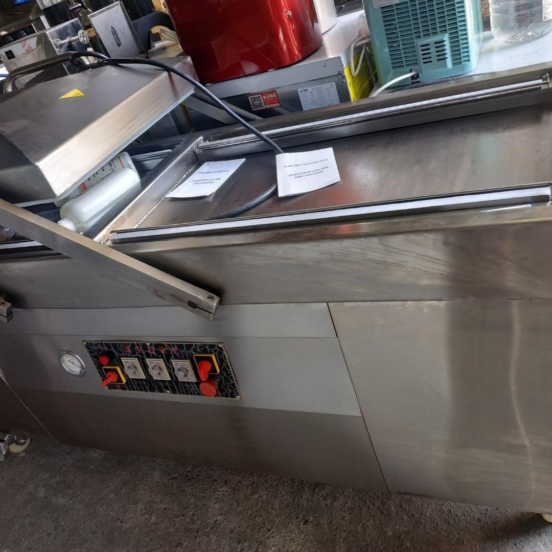 Вакуумный упаковщик DZ-800