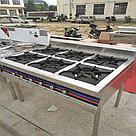 Газовые плиты 3х комфорочные, фото 7