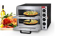 Пицца печь 2х ярусная