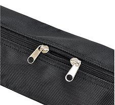 """Стойка 200 см с сумкой для студийного света с алюминиевой головкой 1/4 """", фото 3"""
