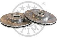 Тормозные диски Hyundai i20 (05-10, передние, Optimal), фото 1