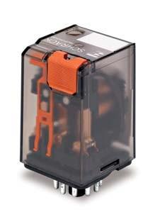 Реле, 3 контакта 10А, катушка 230В переменного тока