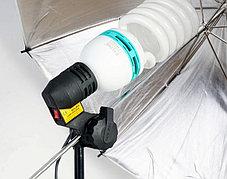 Головка для стойки - патрон E27 для студийных ламп, фото 2