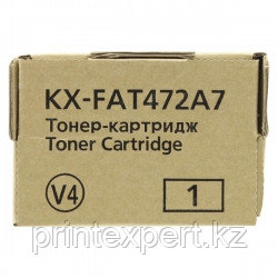 Тонер-картридж Panasonic KX-FAT472A7