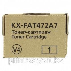 Тонер-картридж Panasonic KX-FAT472A7 , фото 2