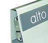 Выдвижная система для  ящиков , Alto 86/550 цвет серый , 30 кг крепление к фас в комплекте ..