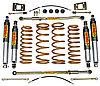 Nissan Patrol амортизатор усиленный с регулировкой жесткости. Для лифта подвески 4, 5 дюймов- TOUGH DOG BMX, фото 2