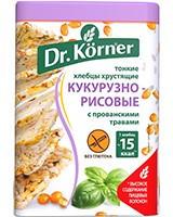 Хлебцы «Кукурузно-Рисовые» с прованскими травами