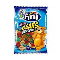 Жев.мармелад Неоновые медвежата 100 гр Neon Bears  /FINI Испания/