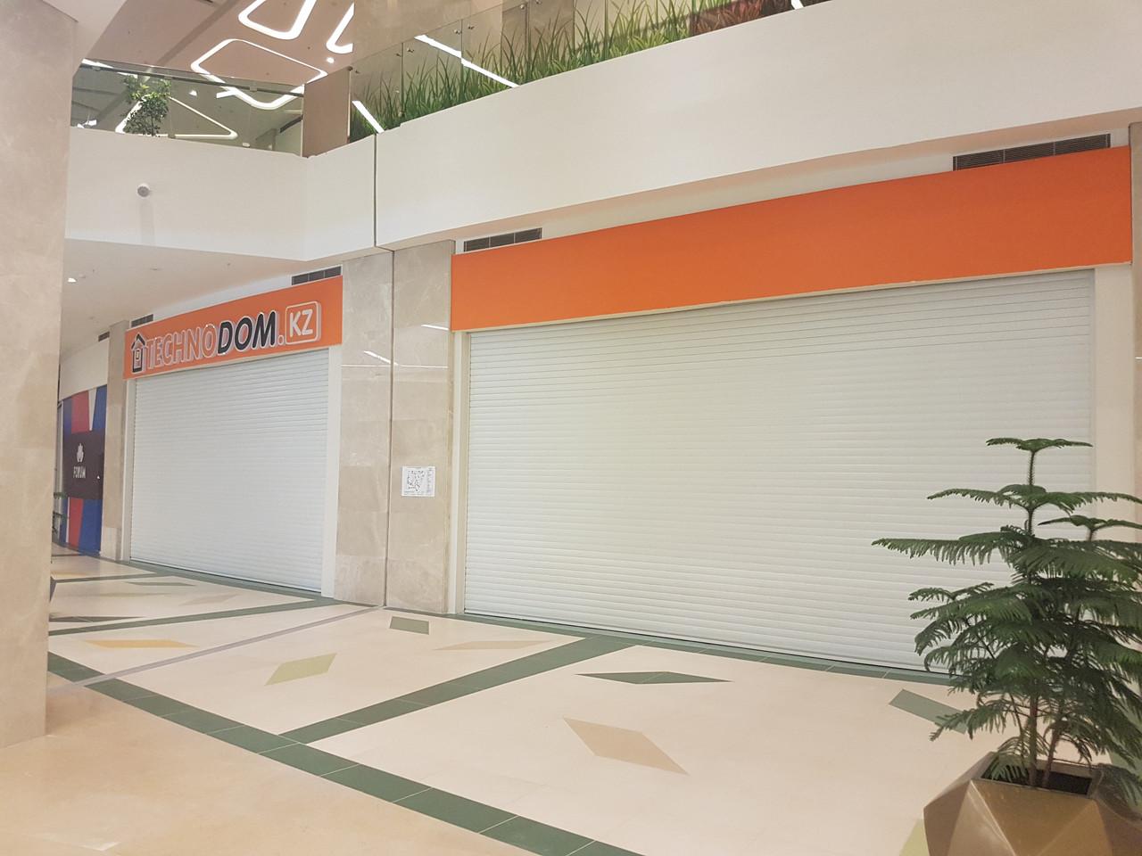 Рольствани для магазинов и бутиков