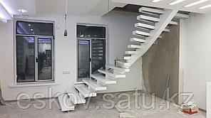 Лестница из исскуственного камня