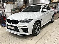Обвес Forza III на BMW X6 F16