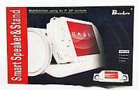 Акустические колонки Panther Lord Sony PSP Slim 2000/3000 Smart Speaker and Stand, белые, фото 1