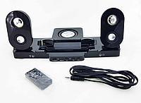 Акуст. колонки Patcher Lord Sony PSP Slim 2000/3000, MP3/MP4/iPod Super Subwoofer Two and Stand, чер, фото 1