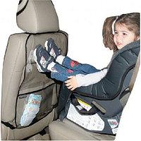 Защита на спинку кресла (защита от детских ног)