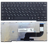 Клавиатура для ноутбука  Lenovo IdeaPad S210T,RU, черная,