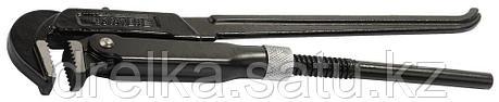 """Ключ трубный рычажный STAYER, прямые губки, № 0, 3/4"""", фото 2"""