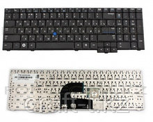Клавиатура для ноутбука Samsung Aegis 600B  RU, черная,