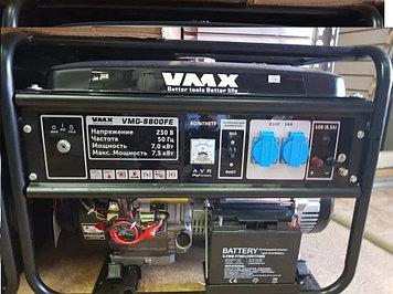 Электрогенератор бензиновый