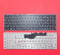 Клавиатура для ноутбука Samsung NP300V5A, RU, черная,