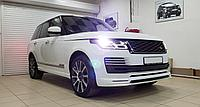 Обвес Forza II на Range Rover Vogue