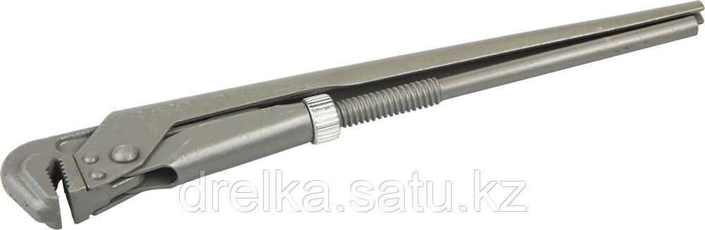 Ключ трубный рычажный НИЗ, № 1, 300мм