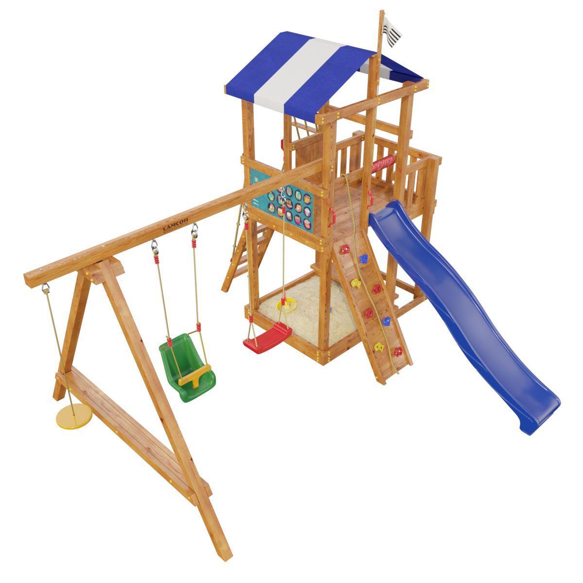 Детская игровая площадка Бретань