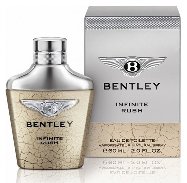 Bentley Infinite Rush Тестер 100 ml (edt)