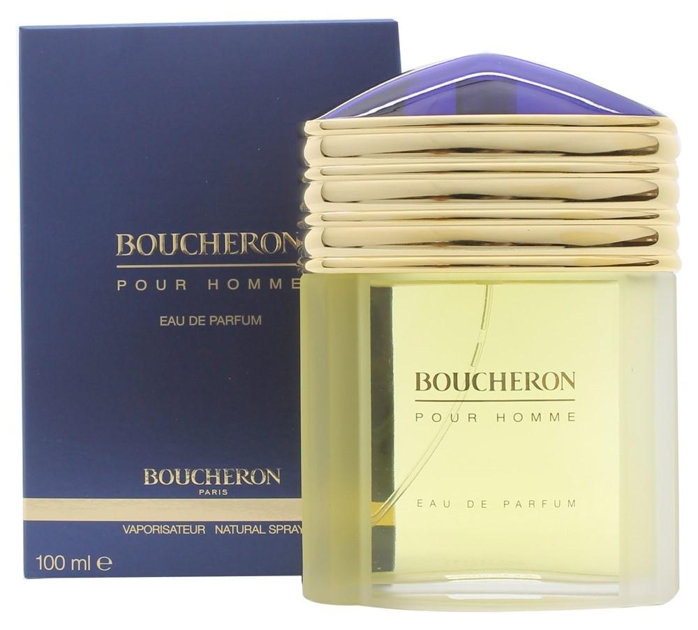 Boucheron Boucheron Pour Homme 100 ml (edp)