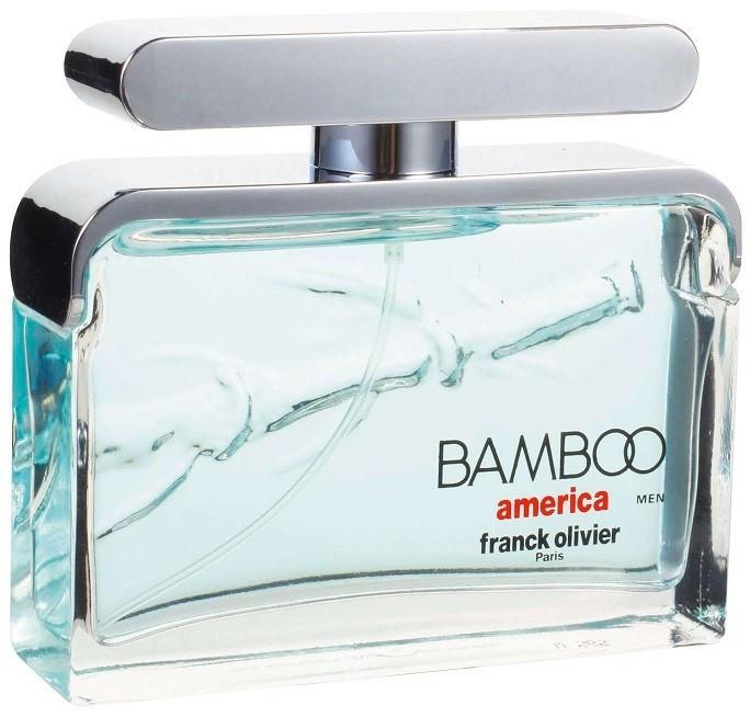 Franck Olivier Bamboo America 75 ml (edt)