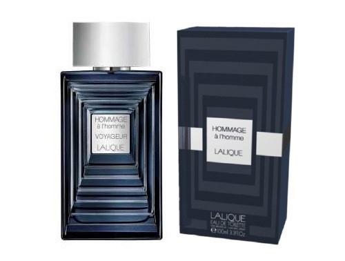 Lalique Hommage A L'homme Voyageur 100 ml (edt)