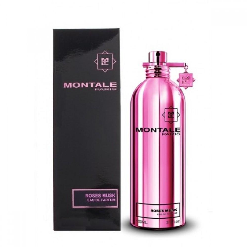 Montale Roses Musk Тестер 50 ml (edp) 100 ml (edp), 2009, Женский, Цветочные