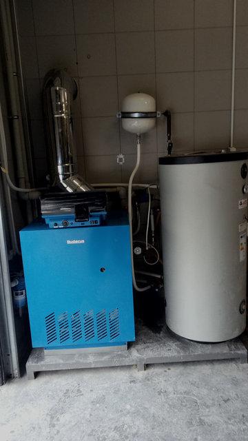 Монтаж системы отопления -1