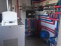 Установка и обвязка котельного оборудования