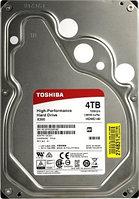 """Жесткий диск Toshiba X300 4Tb 128Mb HDWE140UZSVA (3.5"""")"""