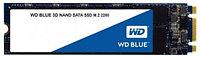 Твердотельный SSD накопитель M.2 накопитель WD Blue  250Гб WDS250G2B0B
