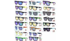 Солнцезащитные очки SPY+ Helm,черная оправа, черно зеленые дужки., фото 2