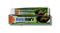 Denta Herb's Blackseed & Miswak, Натуральная зубная паста  с черным тмином,