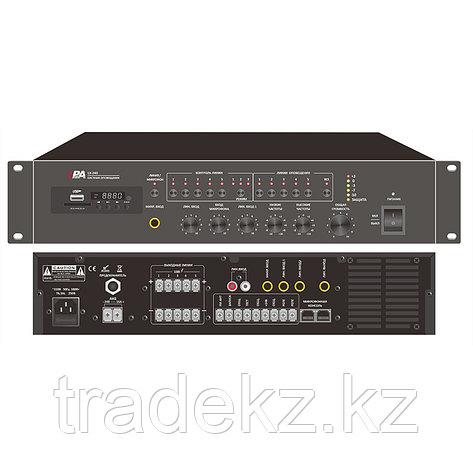 Трансляционный микшер-усилитель LPA-LX240, фото 2