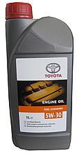 Моторное масло Тойота / TOYOTA Engine Oil Fuel Economy SAE 5W-30 1L 0888080846