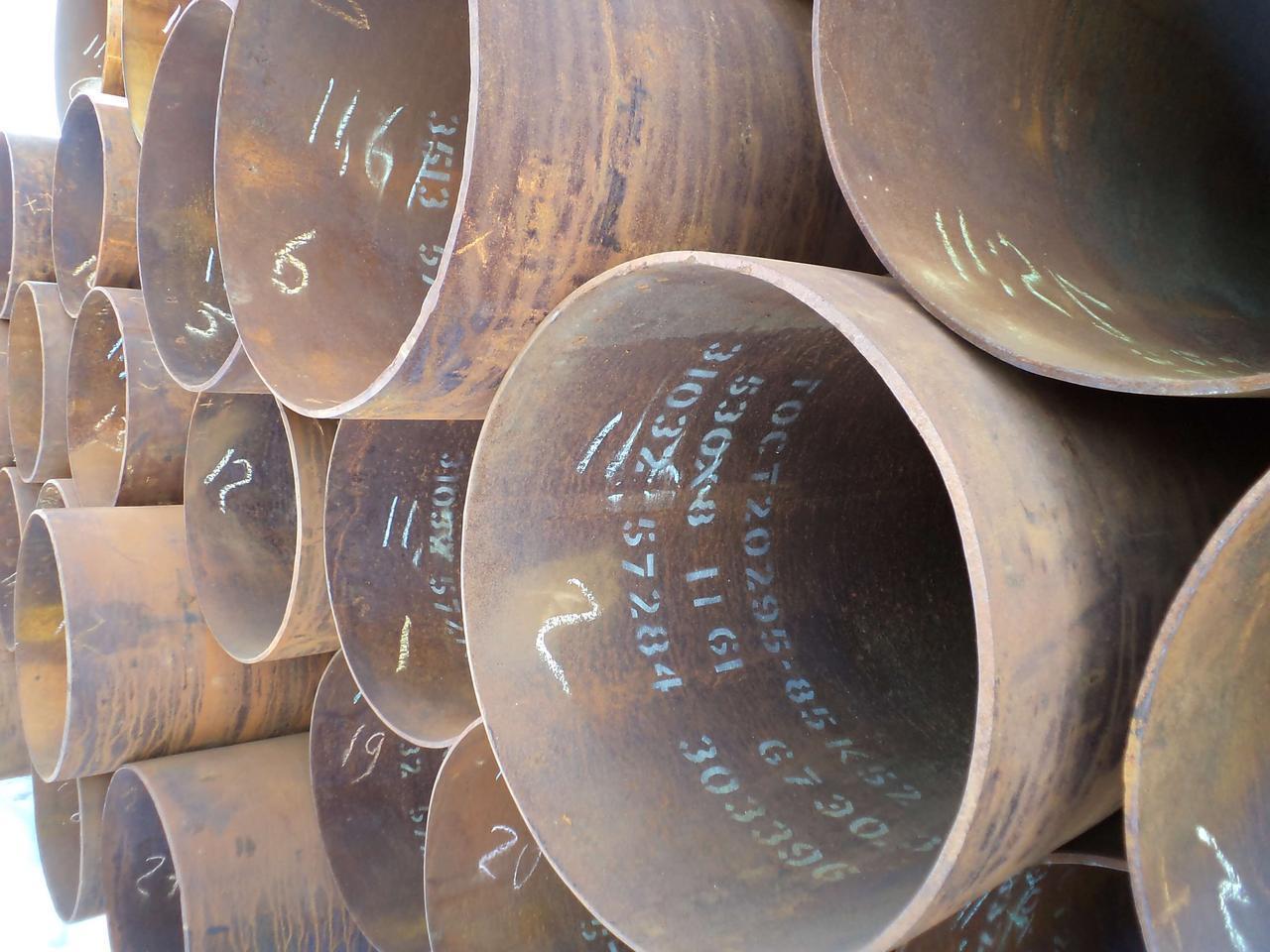 Труба 1020х11 ГОСТ 20295-85  сталь 12г2сб